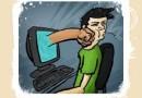 Oktatási Hírlevél 2017. május – Internetes megfélemlítés eseteinek elkerülése érdekében