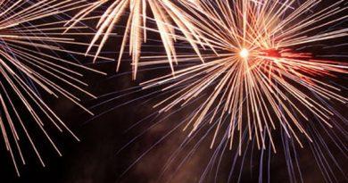 Lakossági Hírlevél – 2018. szilveszter – Szilveszter, tűzijáték. Csak ésszel!