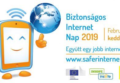 Oktatási Hírlevél – 2019.február – Biztonságos Internet Nap