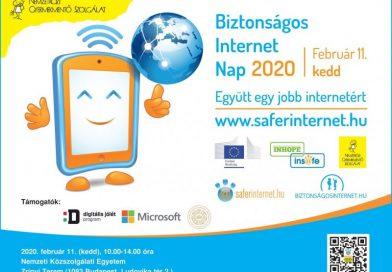 Oktatási Hírlevél – 2020. február – Biztonságos Internet Nap